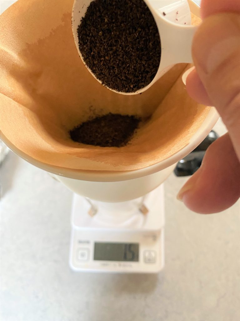 美味しいコーヒーの入れ方
